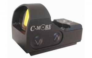 C-MORE STS RED DOT 6MOA BLK - STS2B-6