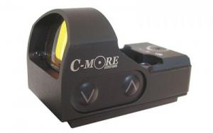 C-MORE STS RED DOT 3 MOA BLK - STS2B-3
