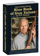 BLUE BOOK 36TH EDITION GUN VALUES - 36