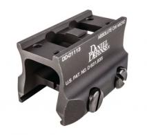DD MICRO AIMPOINT MOUNT BLK (TALL) - 03-045-18025