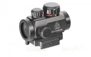 "UTG 2.6"" ITA RED/GRN DOT SIGHT W/MNT - SCP-DS3026W"