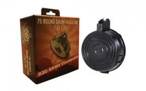 MAG CENT ARMS ROMANIAN AK 75RD DRUM - MAAK78A
