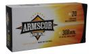 ARMSCOR 308WIN 147GR FMJ 20/200 - FAC308-1N
