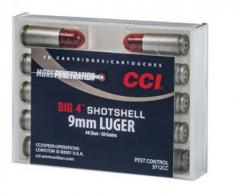 CCI 9MM #4 SHOTSHELL10/200
