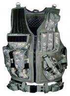 UTG LE TACTICAL VEST DIGITAL ARMY - PVC-V547RT