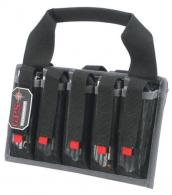 G-OUTDRS GPS PISTOL 10-MAG TOTE BLK - GPS-1006MAG