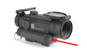HOLOSUN 2MOA RED DOT 30MM SIDE LASER - HS401R5
