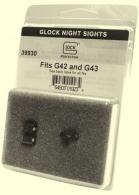 GLOCK OEM NIGHT SIGHT SET 6.1 SLIM - 39930
