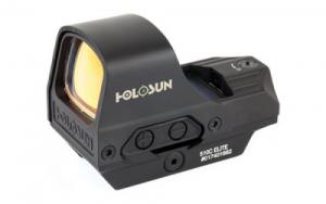 HOLOSUN OPEN REFLEX GREEN RETICLE QR - HE510C-GR