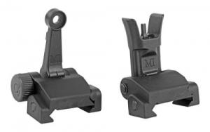 MIDWEST COMBAT RIFLE FRNT/REAR SIGHT - MI-CRS-SET