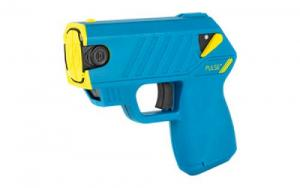 TASER PULSE + W/LASER/LED/2-CT BLUE - 39069