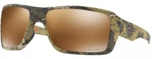 OAK SI DOUBLE EDGE DB CAMO W/PRZM TP - OO9380-1266