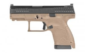 "CZ P-10S 9MM 3.5"" Flat Dark Earth Night Sights 12RD - 91561"