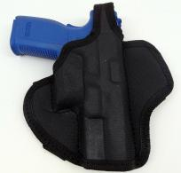 Black Nylon belt Holster W/ Clip molded for perfect fit - AK1B201
