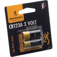 ACCESSORY, BATTERIES, LITHIUM 2PK - 3742000