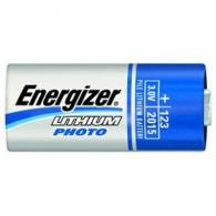 2 Pk, 3V Lithium Photo Battery - EL123APB2