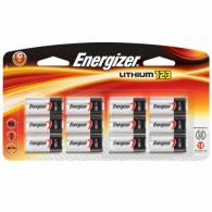 12 Pk, 3V, Photo Battery - EL123BP-12