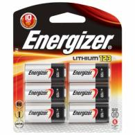 6 Pk, 3V, Lithium Battery - EL123BP-6