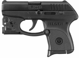 "Ruger 3728 LCP 6+1 380ACP 2.75"" w/ Viridian Light"