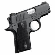 KIMBER 3300082 MICRO CARRY BLK 380ACP 6RD