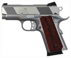 Iver Johnson 1911A1 Thrasher Stainless 8+1 9mm 3.12""