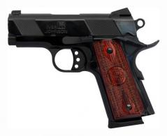 Iver Johnson 1911A1 Thrasher Polished 8+1 9mm 3.12""