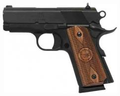 Iver Johnson 1911A1 Thrasher Matte 8+1 9mm 3.12""