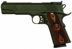 Iver Johnson 1911A1 Eagle OD Green 8+1 45ACP 5""