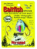 Baitfish Spinner Harness - RCH3-NR