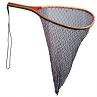 Deluxe Wood Tear Drop Trout Landing Nets - 3407