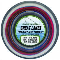 "Great Lakes ""ready-to-troll"" Lead Core - 132443"