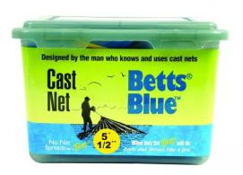 Lead Weights Pro Series™ Betts Blue Cast Nets - 15B-5