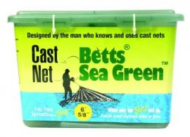 Lead Weightspro Series™ Sea Green Livebait/shrimp Cast Nets - 14-6