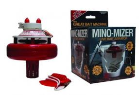 Mino-mizer™ With 12-volt Converter, Combo Box Ac Adapter - 47-6