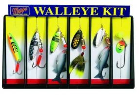 Walleye Kit - K6A