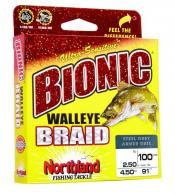Bionic Walleye Braid - BWB100-6-IC