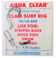 Striped Bass Drum Hi-lo Clam Rig - ST-1H