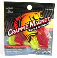 Crappie Magnet 15pc Body Packs - 87275