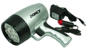 12 Led Rechargeable Spotlight - 41-1050