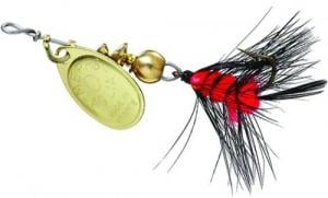 Aglia Spin Fly Wooly Worms - B0W G-BO