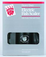 Electric Fish Scalers - HDEFS
