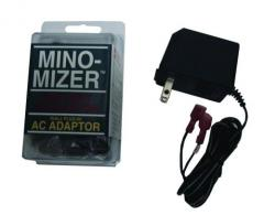 Mino-mizer™ With 12-volt Converter, Combo Box Ac Adapter - 47-5