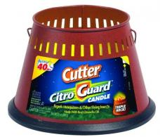Cutter Citroguard Triple Wick Candle - HG-95784