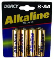Mastercell Alkaline Batteries - 41-1628