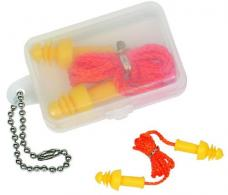 Molded Ear Plug With Cord - 2293