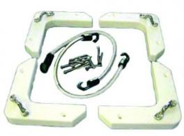 Cooler Chocks Set - CC-4