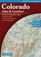 Delorme Mapping: Atlas And Gazeteer - AA-000008-000