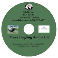 Power Bugle Audio Cd - YCP