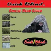 The Ghillie Head Cover - HWS