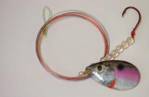 Irresistible Spinner Rigs And 3 Hook Harnesses - IR6